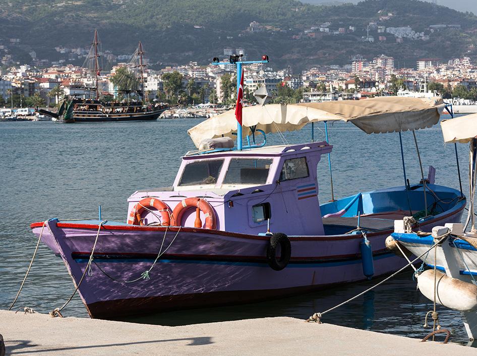 Accessible holiday rentals Antalya - Disabled holidays