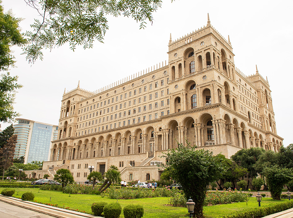 Accessible Baku For Disabled