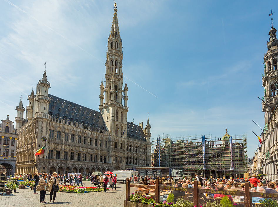 Accessible Holiday accommodation Brussels