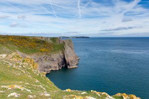 Accessible holiday rentals Caldey Island - Disabled holidays