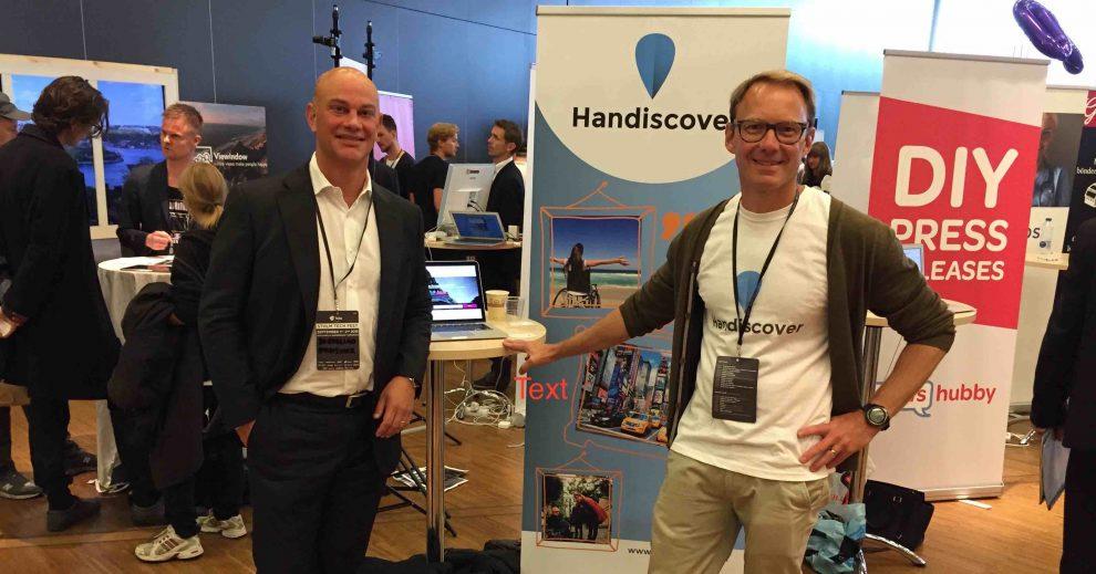 Sthlm Tech Fest: Handiscover present!