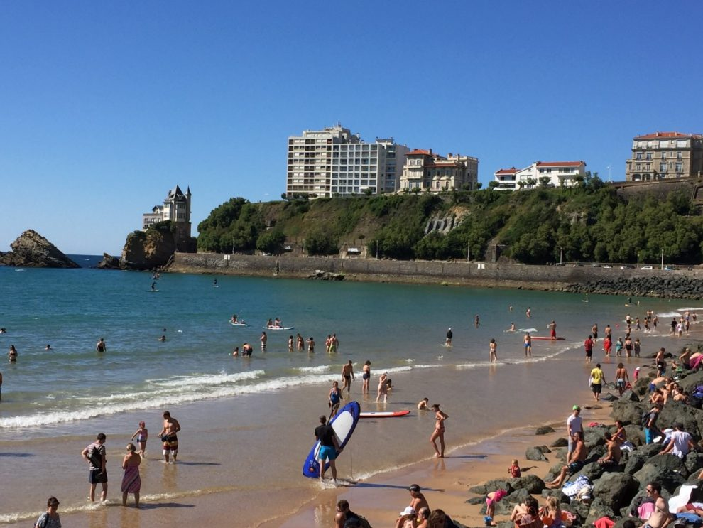 Accessible Holiday Rentals Grande Plage Biarritz
