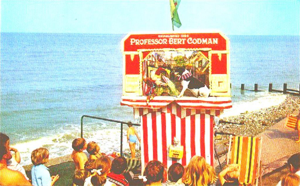 Codman's Rhos-on-Sea pitch Llanduno