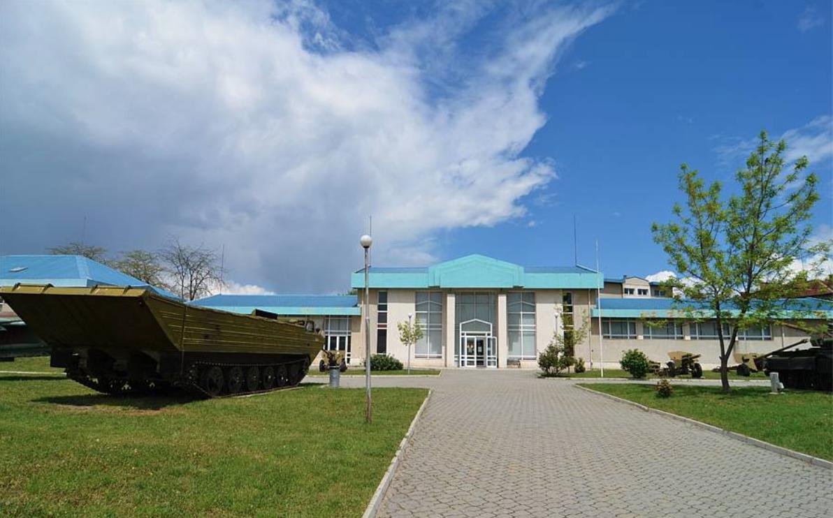 Military Museum Sofia
