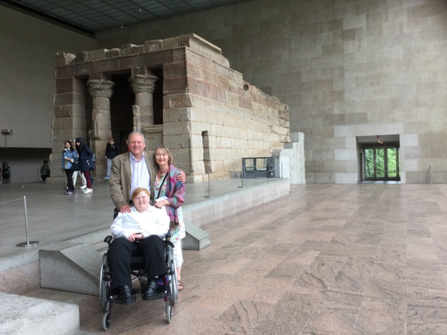 wheelchair access new york city
