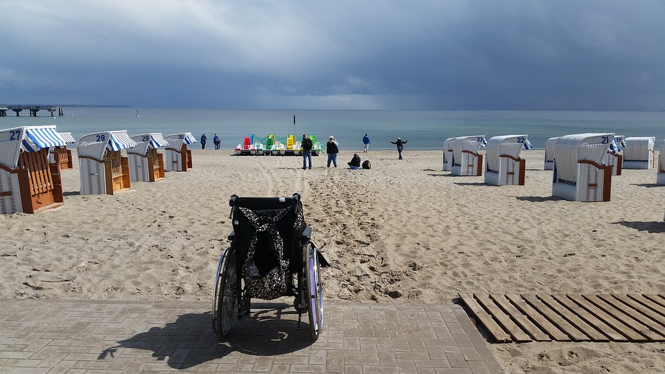 8 of the Best Wheelchair Accessible European Beaches