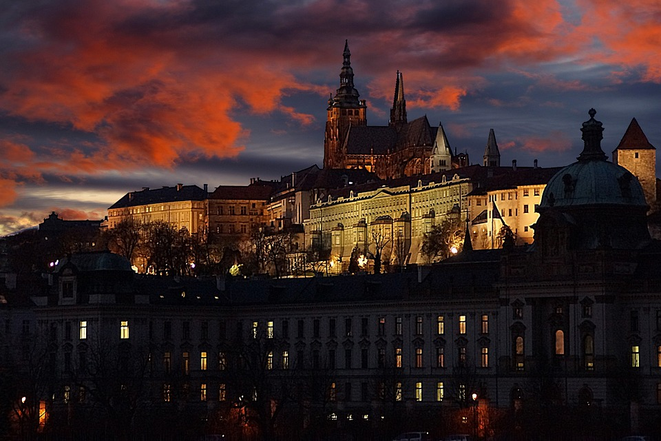 Wheelchair Accessible Prague Castle