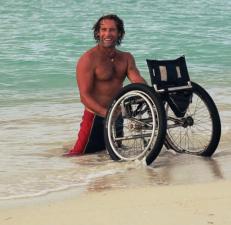 Brian Hansen Adaptive Surfer