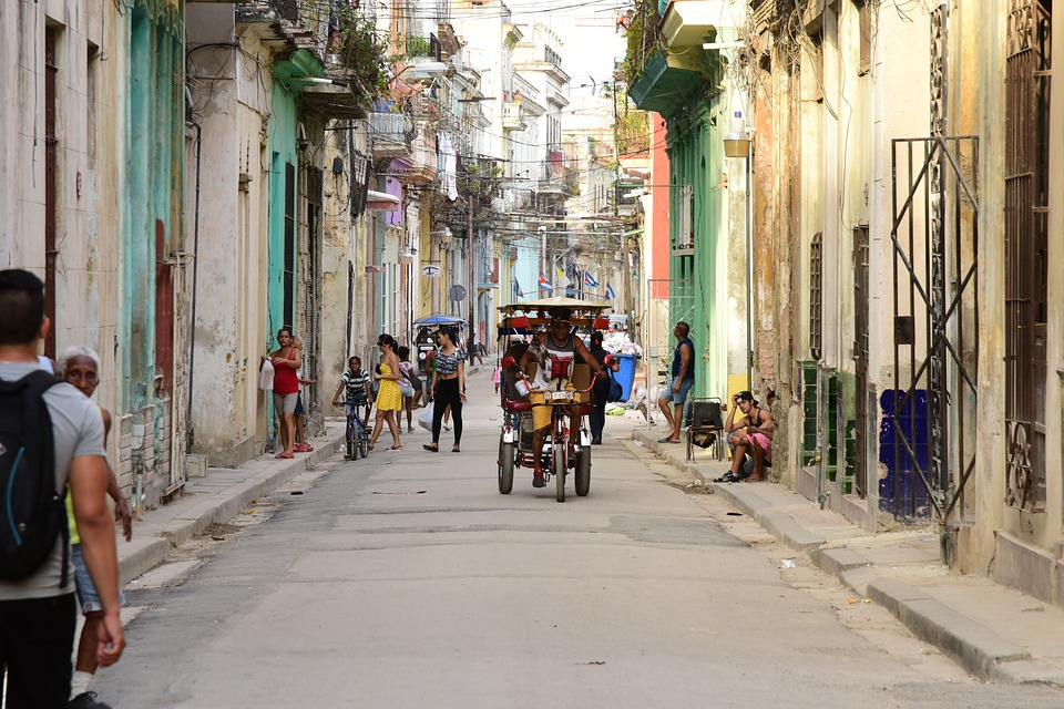 wheelchair accessible Cuba