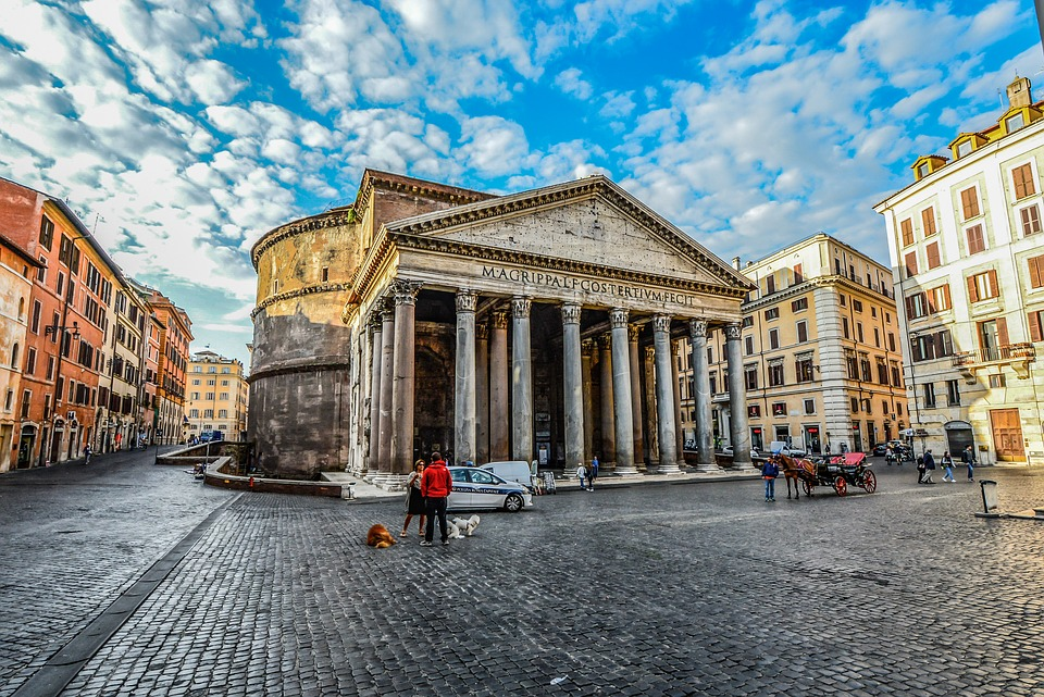 wheelchair accessible Rome
