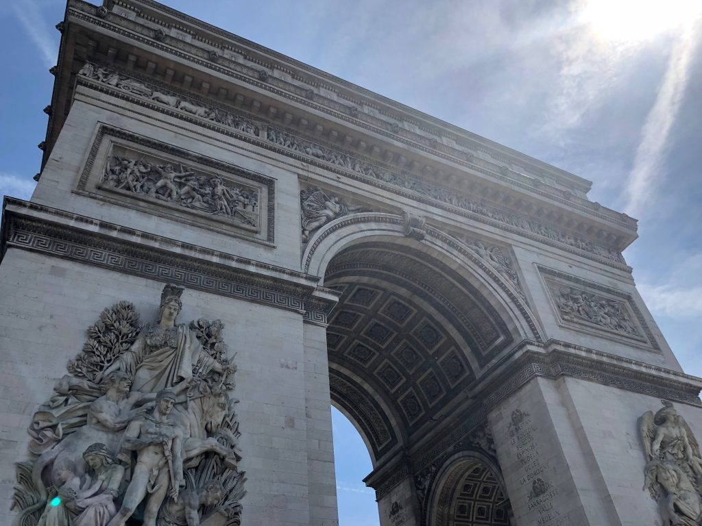 Accessible Arc De Triomphe