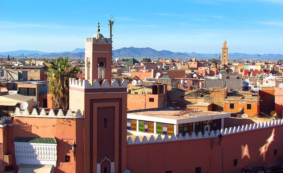 wheelchair accessible Marrakech