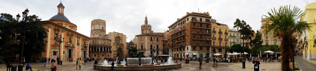 plaza virgen vlc