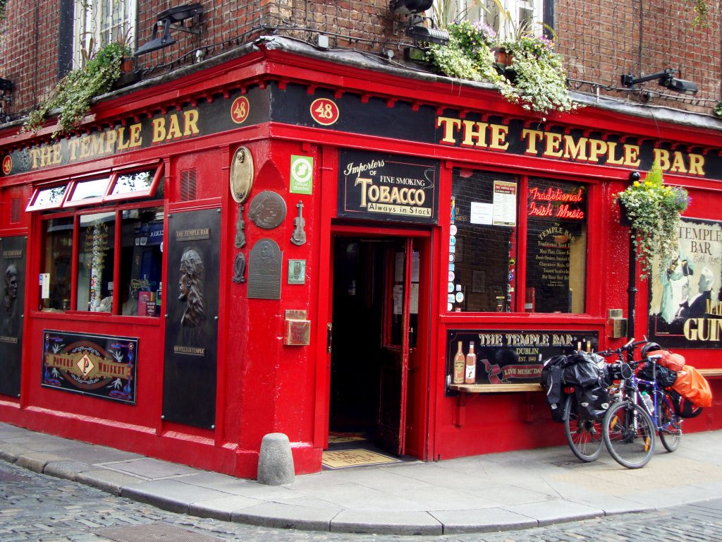 Top 5 Accessible Bars in Dublin