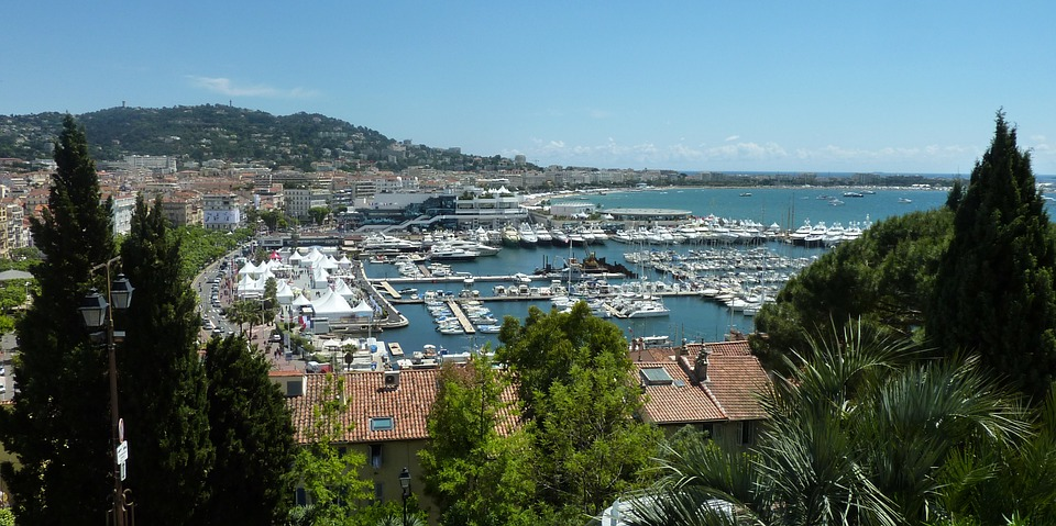Cannes, Southern France