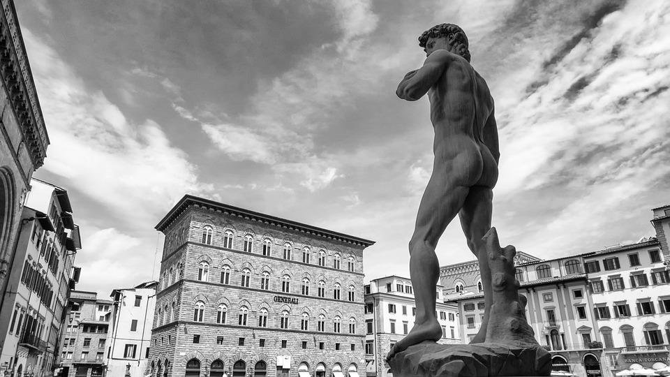 Michelangelo, Florence