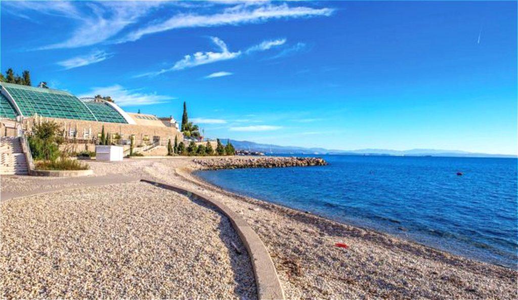 Rijeka beach