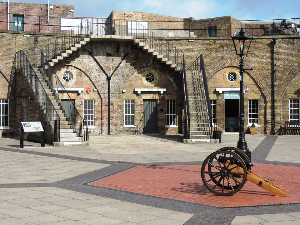 The Redoubt Fortress