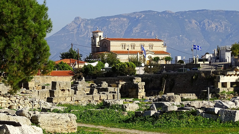 An Accessible Guide to Corinth, Greece: What to See and How to Get Around image 1