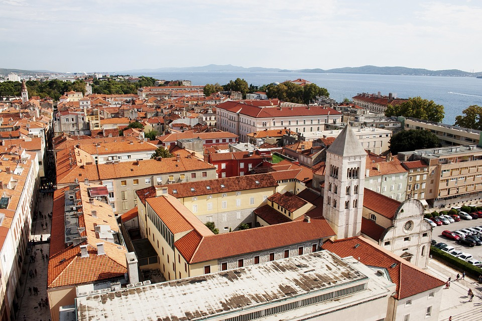 wheelchair accessible Zadar
