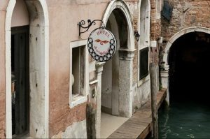 Fully Accessible Hotel in Venice, Private Pier