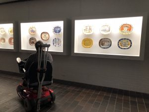 Museum in Wheelchair