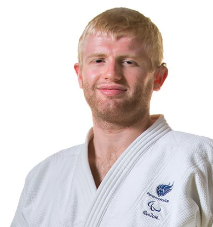 Paralympic Judoka Chris Skelley