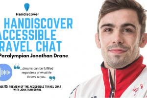 Paralympic Judoka Jonathan Drane