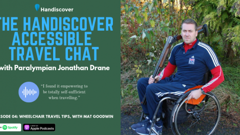 Wheelchair Travel Tips, With Mat Goodwin