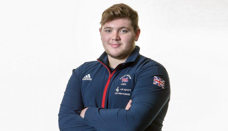 Paralympic Judoka, Jack Hodgson