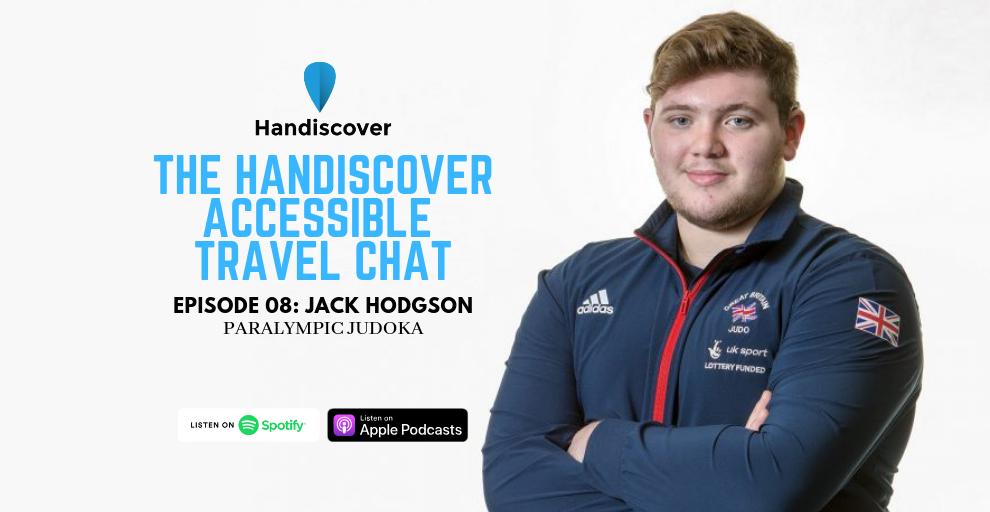 Jack Hodgson, Paralympic Judoka