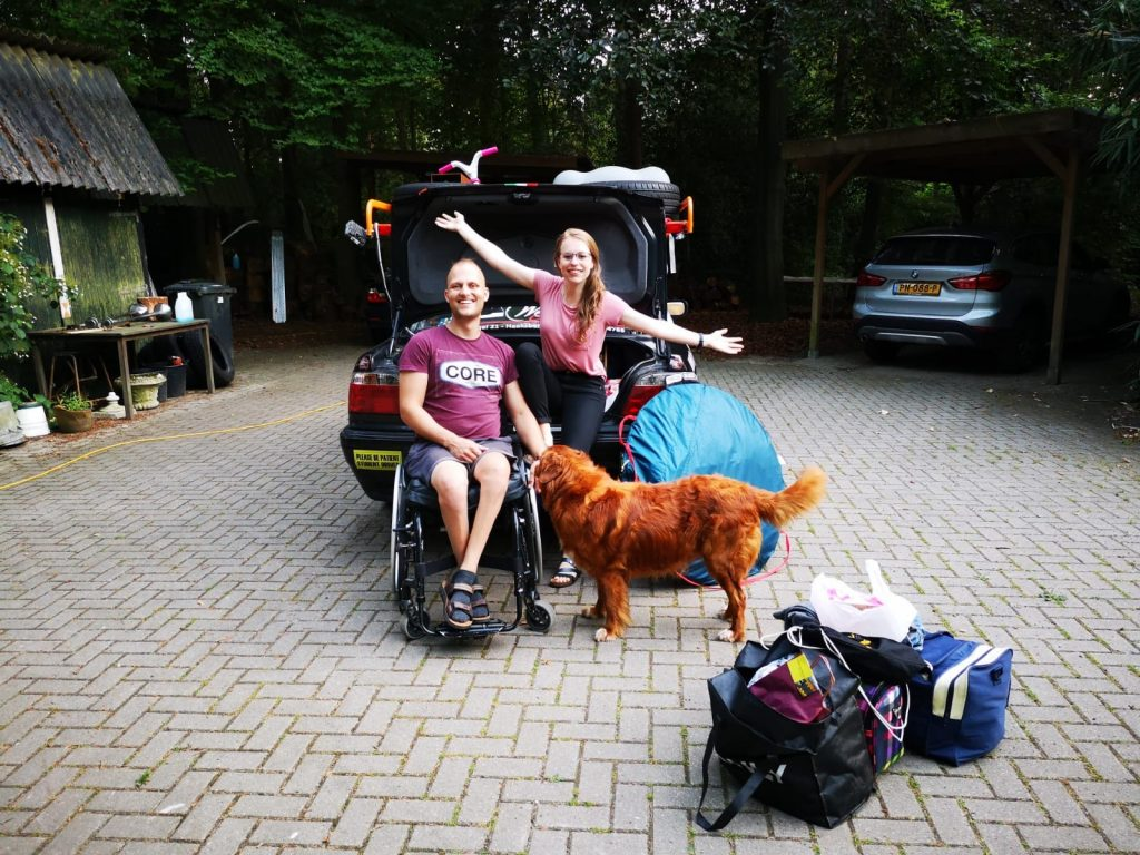 Wheelchair Road Trippers
