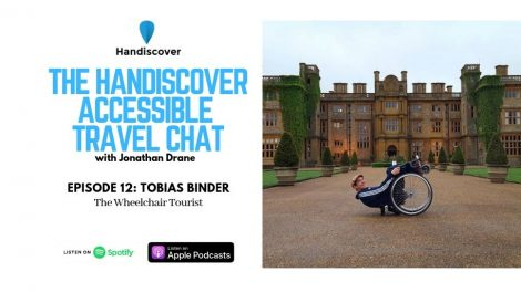 Podcast With The Wheelchair Tourist