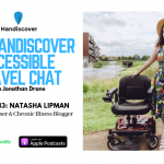 Natasha Lipman, Wheelchair User And Chronic Illness Blogger