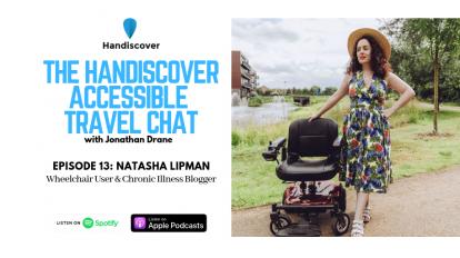 Natasha Lipman, Wheelchair User And Chronic Illness Blogger