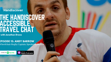 Andy Barrow, Wheelchair Rugby Captain, Speaker & Mentor