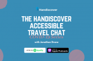 Listen To The Handiscover Accessible Travel Chat Podcast - Covid-19 Series