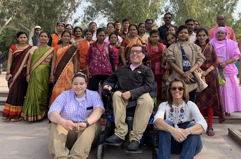 Cory Lee Exploring India