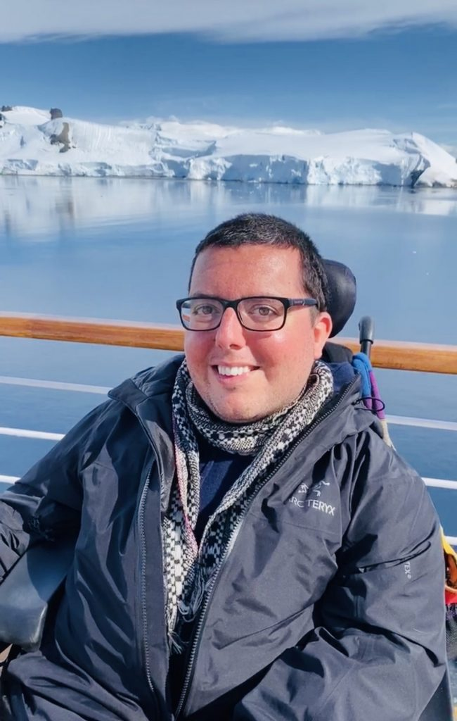 7 Leçons de vie que j'ai apprises en visitant 7 continents en tant qu'utilisateur de fauteuil roulant image 1