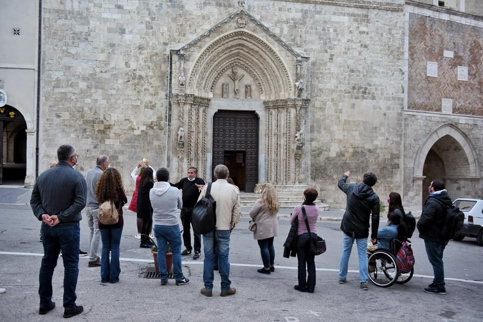 Cathedral In Wheelchair Accessible Molise