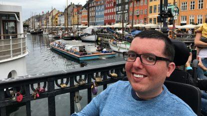 Cory Lee In Accessible Copenhagen