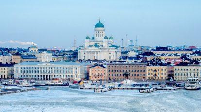 Accessible Winter In Helsinki