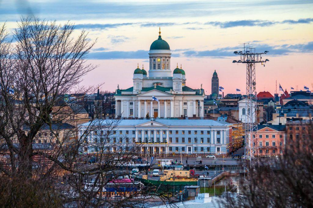 Accessible Winter In Helsinki, Finland