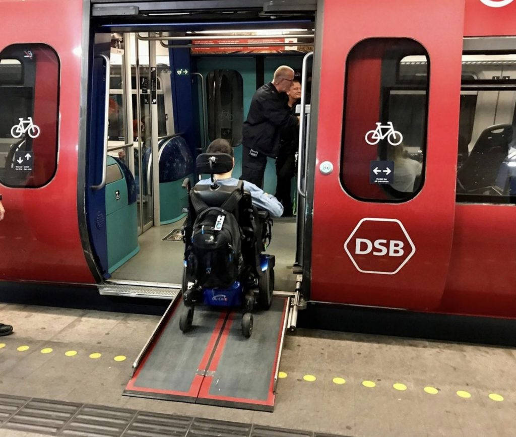 Accessible transportation in Copenhagen, Denmark