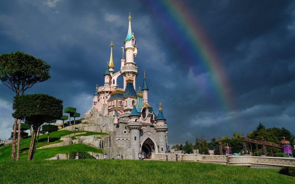 Disney Paris in Paris, France