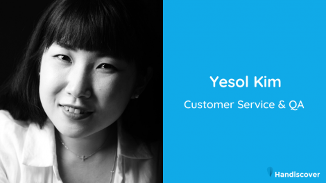 Yesol Kim, Customer Service and QA