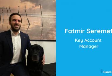 Fatmir Seremeti, Key Account Manager