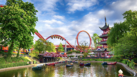 The Most Accessible Theme Parks in Europe