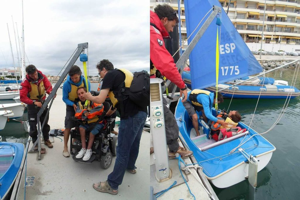 Martyn Adaptive Sailing