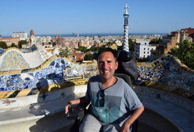 Martyn In Barcelona